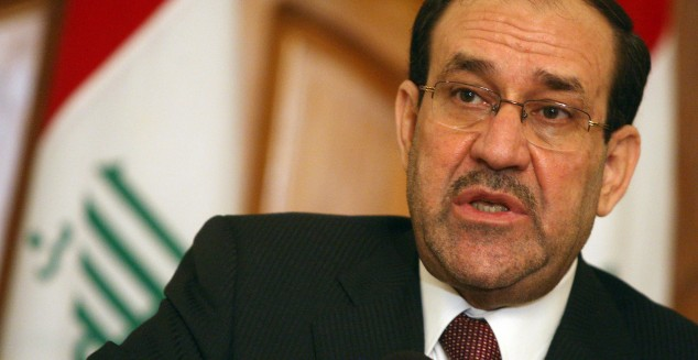 Iraq-Speaker-al-Nujaifi-Threatens-to-oust-Maliki